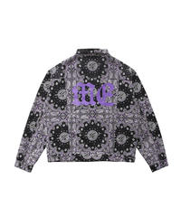 MAISON EMERALD / cashew flower jacket