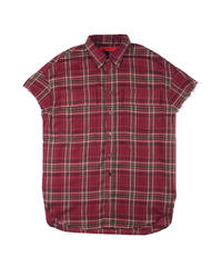 PATRIOT / melrose S/S shirts red