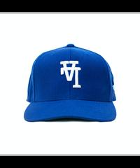 """UNIFORM STUDIOS / snapback cap """"LA"""" blue"""
