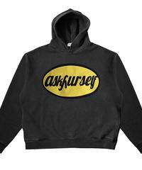 ASKYURSELF / nerd hoodie