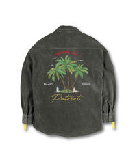 PATRIOT / palm springs corduroy shirts