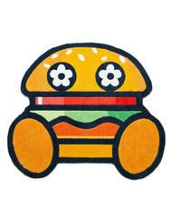 VANDYTHEPINK / burger rug