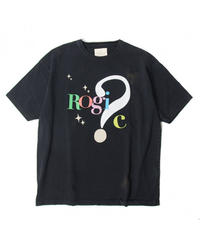 ROGIC / question s/s tee black
