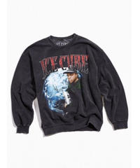 ICE CUBE / washed sweat shirt