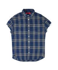 PATRIOT / melrose S/S shirts  blue