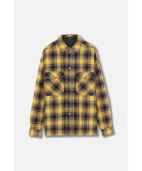 MLVINCE / oversized heavy weight shirts yellow
