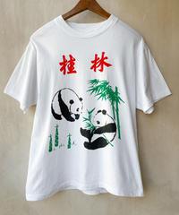 桂林パンダTシャツ