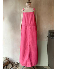 ピンクジャンパースカート