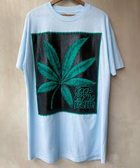 両面草Tシャツ
