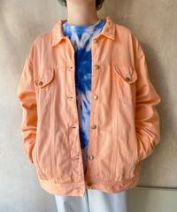 ペールオレンジジャケット