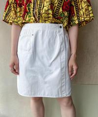 白スカートショーツ