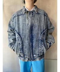 ケミカルデザインジャケット