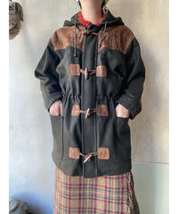woolウエスト絞りジャケット