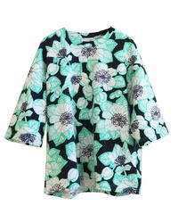 【Christian Wijnants】Flower printed tops