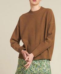 【KLOKE】Revision sweater/Nutmeg