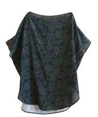 【Christian Wijnants】Flower printed blouse