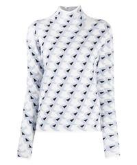 【Christian Wijnants】Jacquard knit