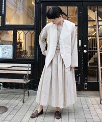 SONO / WILLOW waistcoat / natural