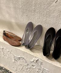 _Fot / v ballet mesh / black, gray, brown moss