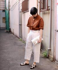 KLASICA / 1951 Ghurka pants / WHITE