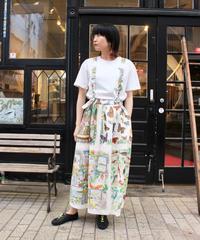 花とギター / 3WAY TUBE SKIRT / BOTANICAL