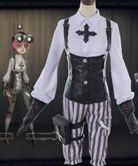 IdentityV 第五人格 機械技師 ゴシック 衣装 フルセット コスプレ コスチューム オフ会 イベント  S~XL
