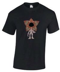 Dead by Daylight ブラックカラー キラー デモゴルゴン コミカルテイスト フロントプリント メンズ 半袖Tシャツ インナー シンプル カジュアル S~XXXL