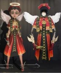 IdentityV 第五人格 医師 熾天使 衣装 フルセット コスプレ 8点セット コスチューム オフ会 イベント  S~XL