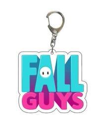 【期間限定】フォールガイズ fall guys ロゴ キャラクター キーホルダー 選べる3種類 ポーチ セット購入で1つ無料プレゼント