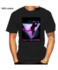 Dead by Daylight キラー ナース サリー・スミッソン フロントプリント 半袖 メンズ Tシャツ ブラックカラー XXS~4XL