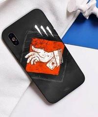 Dead by Daylight パークプリント シンプル クール iPhoneケース iPhone11 11Pro ProMAX対応 デドバイ スマホカバー 選べる5デザイン