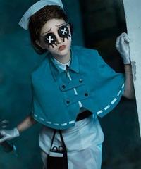 IdentityV 第五人格 医師 エミリー 初期衣装 コスプレ ナース コスチューム オフ会 イベント  S~XL