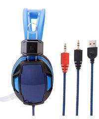 シンプル クール 有線 7.1 サラウンドサウンド ゲーミングヘッドフォン マイク付 オンライン ボイチャ 選べる2カラー PC接続タイプ