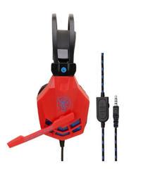 オーバーイヤー ノイズキャンセリング ゲーミングヘッドフォン サイバーデザイン 有線 ヘッドセット マイク付 3カラー PS4接続タイプ
