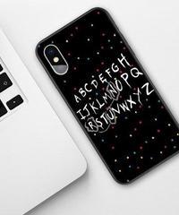 Dead by Daylight デモゴルゴン フルプリント ソフトシリコン iPhone バックカバー X XSMAX XR XS対応 ハイクオリティ 英字 RUNデザイン