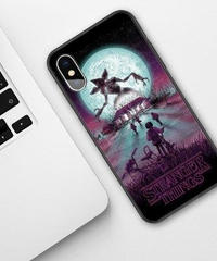 Dead by Daylight デモゴルゴン フルプリント ソフトシリコン iPhone バックカバー X XSMAX XR XS対応 ハイクオリティ 夜景シーン