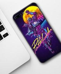 APEX LEGENDS ネオンカラー ユニーク パスファインダー デザイン シリコン TPU iPhoneケース 多機種対応