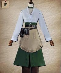 IdentityV 第五人格 バーメイド 衣装 サバイバー コスプレ 初期衣装 コスチューム レディース S~L