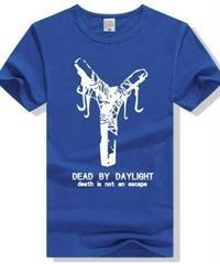 Dead by Daylight 吊りフック クール イラストプリント 半袖 メンズ Tシャツ コットン素材 S~XXXL 7カラー