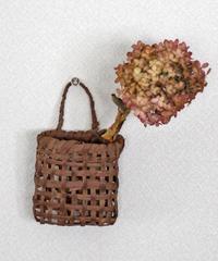山葡萄の壁掛け籠 レター(手紙)収納や壁飾り