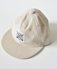 【 UNIONINI 2019AW 】19AW-AC-036 baseball cap / ecru