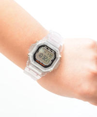 【 THE PARK SHOP 】TPS-168 TECHBOY WATCH / Clear