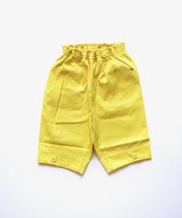 【 ミナペルホネン 20SS 】YS4084P bonbon / yellow / 110-140