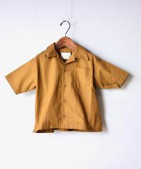 【 SWOON 20SS 】sw13-504-025 オープンネックシャツ / Brown / レディース