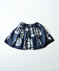 "【 franky grow 2020SS 】19SBT-252a AIRY SKIRT "" スカート "" / NAVY / LL(9〜11歳)"