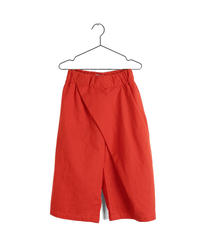 【 WOLF & RITA 2020SS 】MAGDA RED / RED