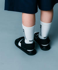 【 nunuforme 2020SS 】nunuforme ソックス [socks01] / White