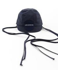 "【 UNIONINI 2020SS 】AC-037 cycling cap "" キャップ ""  / navy"
