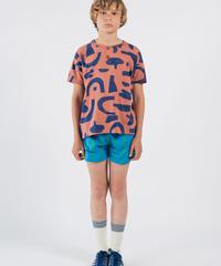 【 Bobo Choses 2020SS 】12001073Striped Woven Shorts
