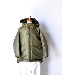 【 MOUN TEN. 2019AW 】insulation coat     / khaki / 95 - 140